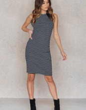 Rut&Circle Aya Stripe Rib Dress