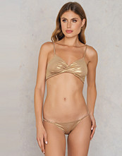 Free People Shine A Light Undie guld