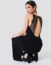 Samsøe & Samsøe Willow Dress Long svart
