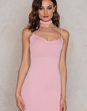 Boohoo Choker Bodycon Dress