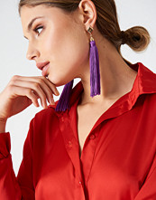 Ettika Mon Cheri Tassel Earrings - Smycken