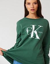 Calvin Klein Crew Neck True Icon Sweatshirt