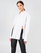 Cheap Monday Seize Poplin Shirt vit