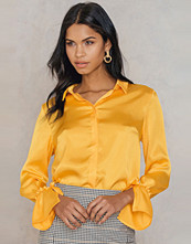 Rut&Circle Maci Pleat Shirt