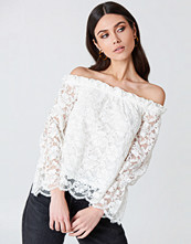 Sparkz Nor Lace Blouse vit