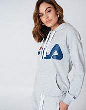 FILA Classic Logo Hoody grå