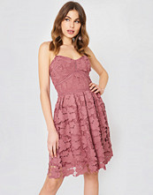 Rut&Circle Lace Strap Dress