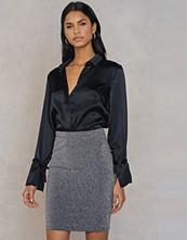 NA-KD Party Glittery Skirt