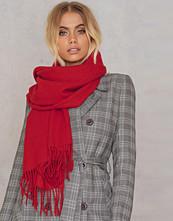 NA-KD Accessories Wool Blend Scarf - Halsdukar & Sjalar