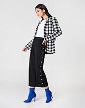 NA-KD Trend Highwaist Popper Pants