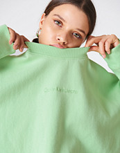 Calvin Klein Hilary Crew Neck Long Sleeve