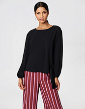 Rut&Circle Julia Open Sleeve svart