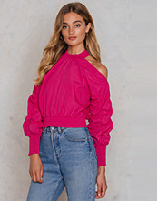 Trendyol Cold Shoulder Smock Top