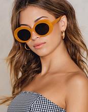 NA-KD Accessories Oval Sunglasses