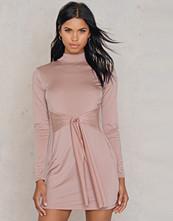 Glamorous Shimmer Long Sleeve Dress