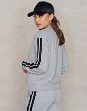 NA-KD Trend Basic Striped Sweater