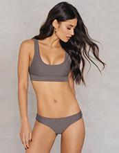 Rebecca Stella Sporty Bikini Pantie brun grå