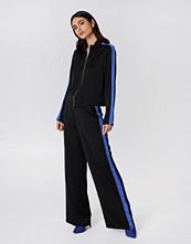 NA-KD Trend Sporty Striped Wide Pants
