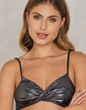 Free People Shine A Light Bra grå silver