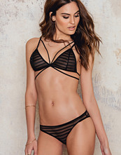 NA-KD Lingerie Striped Briefs