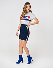Tommy Hilfiger Pencil Tape Skirt
