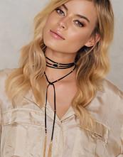 Ettika Desert Ranch Bolo Wrap Necklace