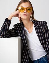 NA-KD Round Colored Lens Sunglasses - Solglasögon