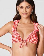 Boohoo Frill Bikini