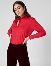 NA-KD Classic Basic Shirt röd