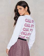 NA-KD Trend Call 911 Sweater