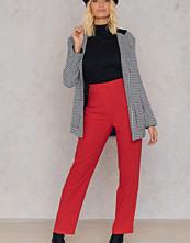 Trendyol Track Oversize Pants röd