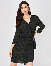 Saint Tropez Animal Wrap Dress