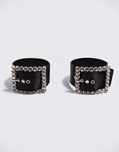 NA-KD Accessories Embellished Ankle Cuffs
