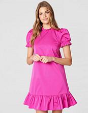 Twinset Abito Fuxia Mini Dress