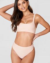 Debiflue x NA-KD High Waisted Bikini Pantie rosa