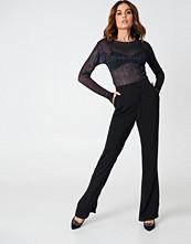 Hannalicious x NA-KD Bootcut Suiting Pants