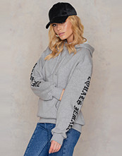 NA-KD The Future Equals Female Sleeves Hoodie