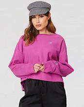 Cènnìs Crewneck Sweatshirt rosa