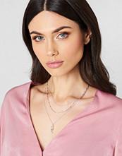 Tranloev Layered Rose Necklace