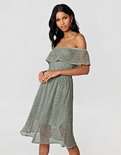 Rut&Circle Li Lace Off Shoulder Dress