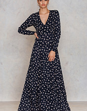 Glamorous Dotted Long Dress