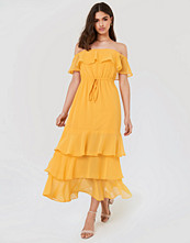 FAYT Baxter Dress gul