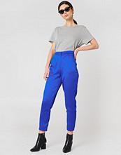 Rut&Circle Ginny Shiny Pant blå