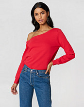 NA-KD Basic One Shoulder Sweater