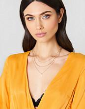 Tranloev Layered Cross Necklace