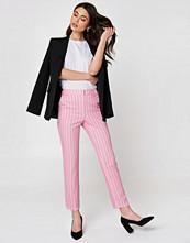 Trendyol Pinstriped Straight Pants