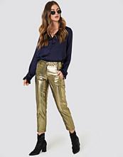 Twinset Pantalone Jacquard Pants