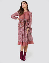 Twinset Abito Tessuto Midi Dress