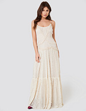 Twinset Abito Madreperla Maxi Dress