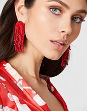 Hannalicious x NA-KD Beaded Tassel Earrings
